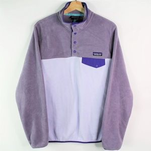 Patagonia Synchilla Snap T Fleece Pullover Men's